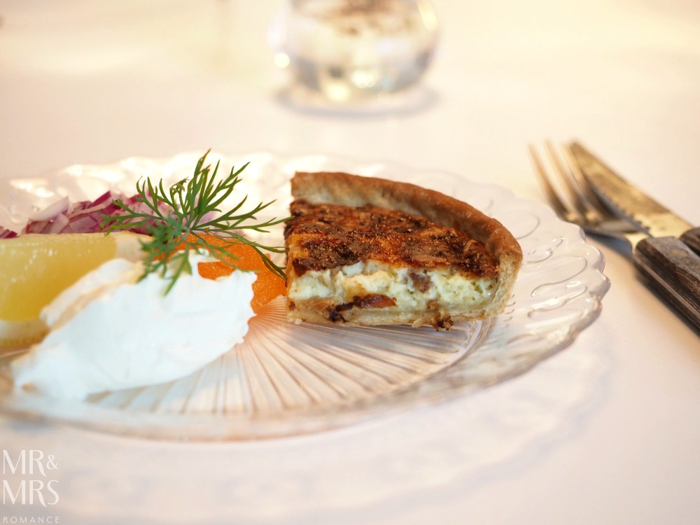 Swedish food - Vasterbottensostpaj