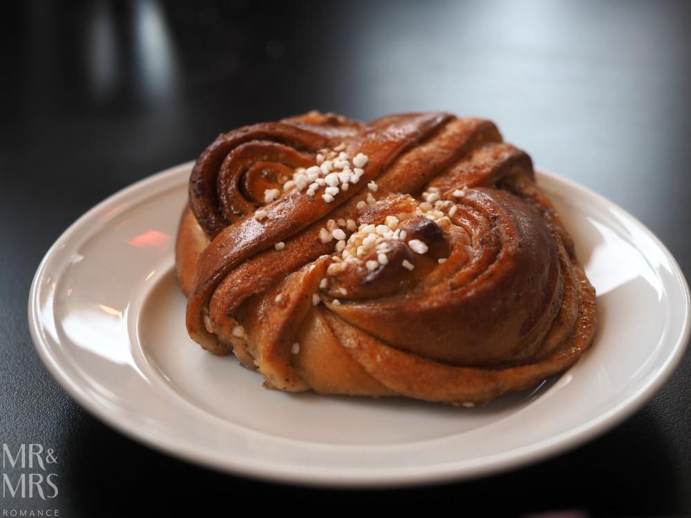 Swedish food - pastry