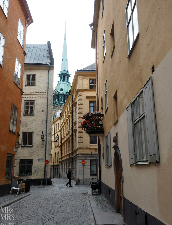 Swedish food - Stockholm