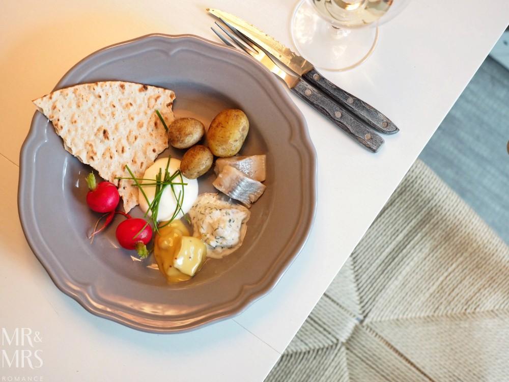 Swedish food - sill