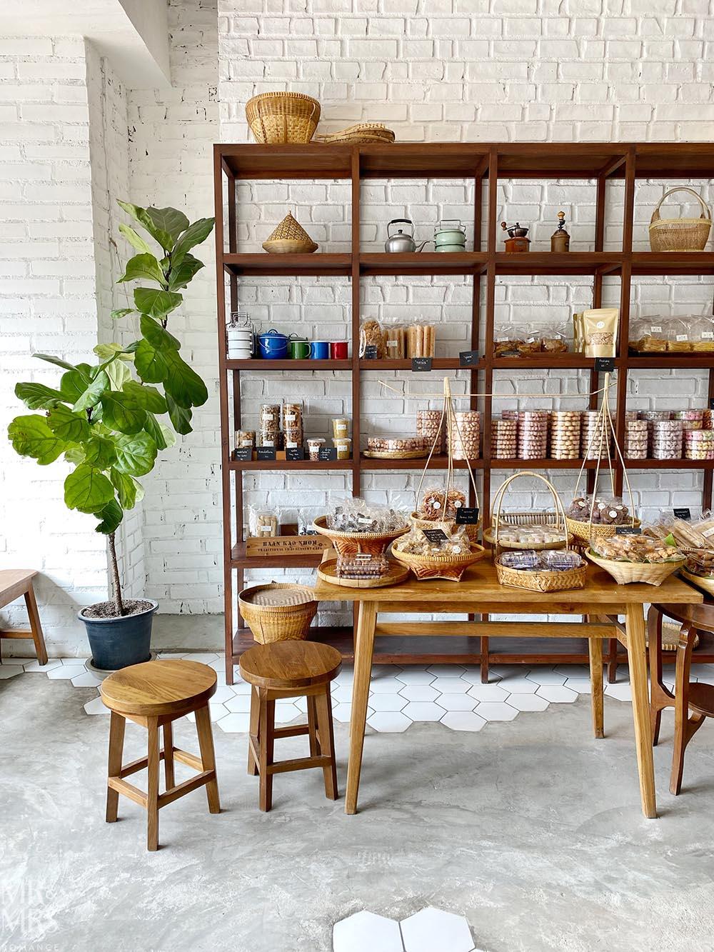 Baan Kao Nhom cafe
