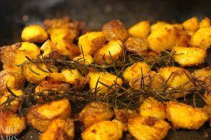 3 ways to the perfect roast potato