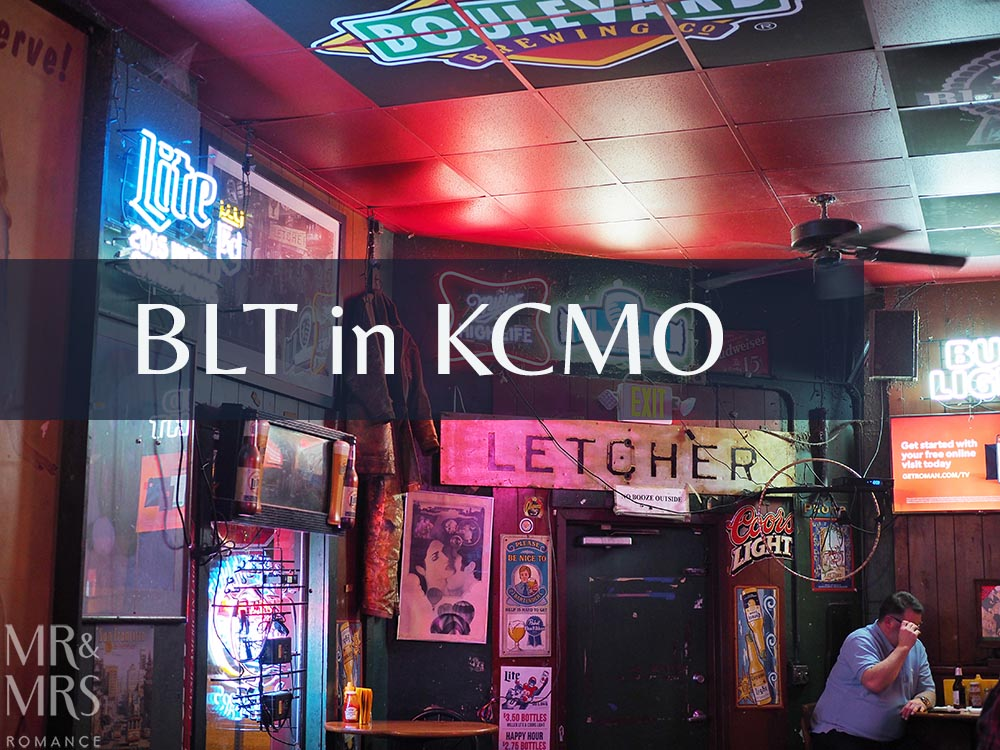 BLT in KCMO - The Peanut on Main