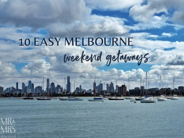 Melbourne weekend escapes