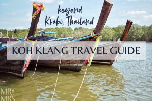 Beyond Krabi – Koh Klang the eco-tourism island