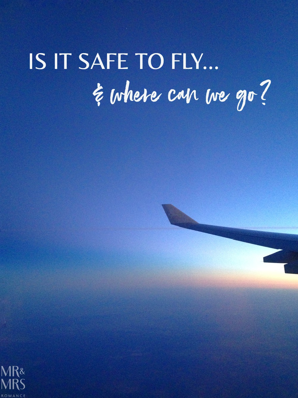 Is it safe to fly during Covid?