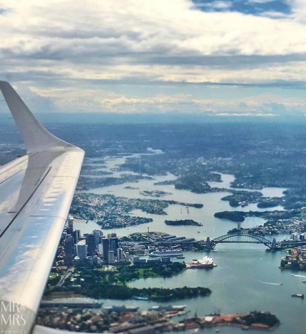 Is it safe to fly during Covid? Sydney