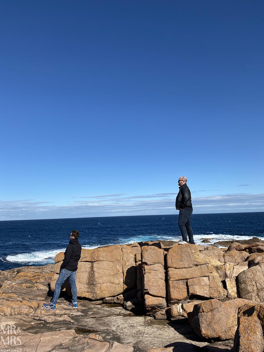 Whale Watching at Boat Harbour, Port Stephens NSW
