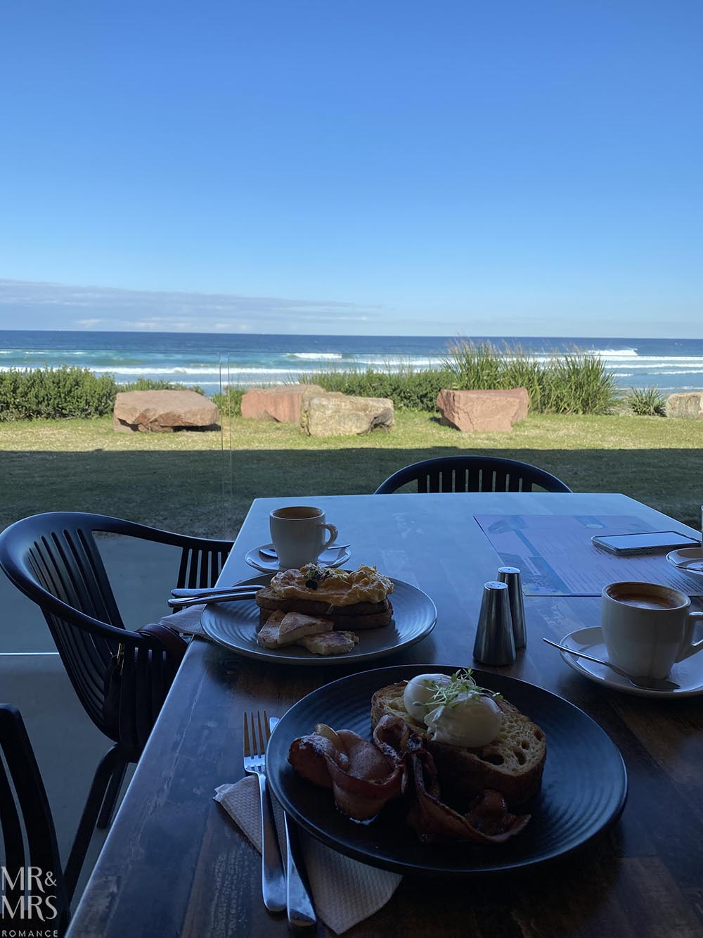 Crest Cafe Birubi Beach Anna Bay, Port Stephens NSW