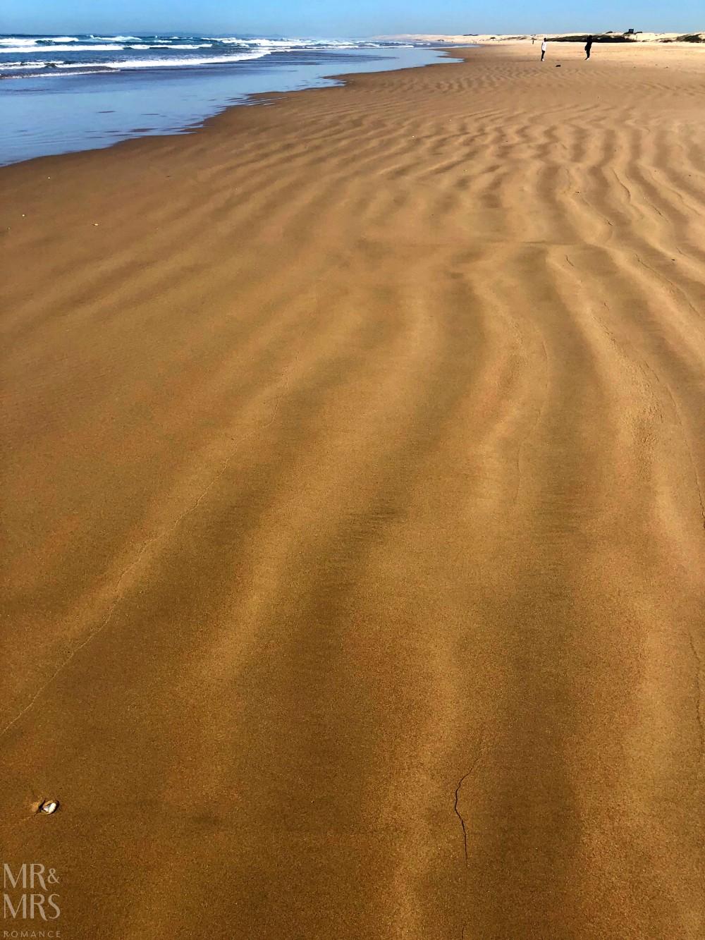 Birubi Beach and Stockton Beach, Anna Bay, Port Stephens NSW
