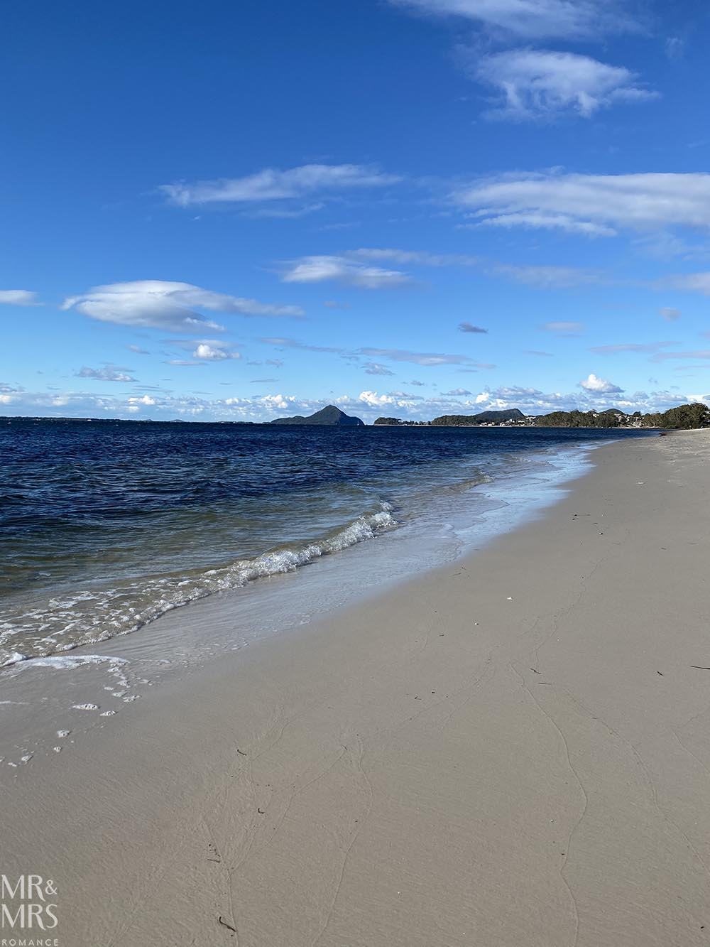 Bagnallls Beach, Port Stephens NSW