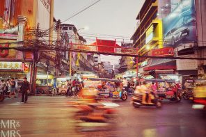 Dragon Road – postcards from Bangkok's Chinatown and its street food paradise