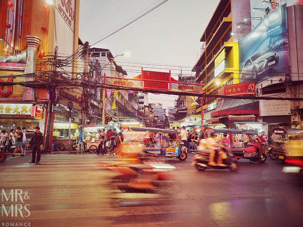 Yoawarat - Bangkok Chinatown
