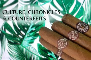 Cuban culture, chronicles and counterfeiting – the secrets behind cigar labels