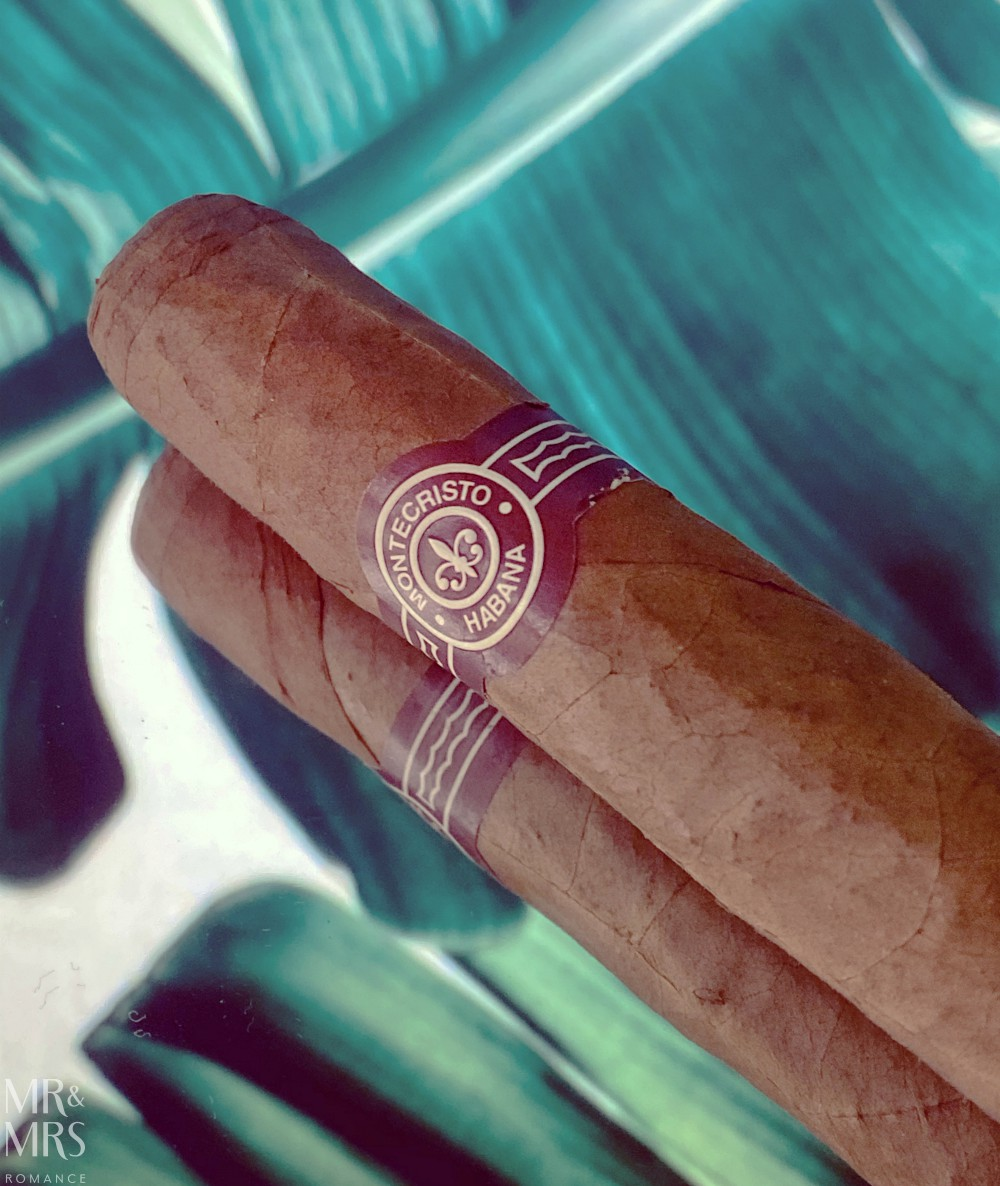 Cuban cigars - the history and culture of cigar bands and cigar labels - Montecristo No4 c2011