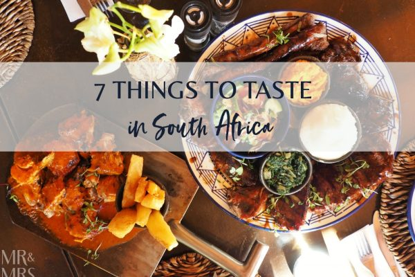 South Africa food
