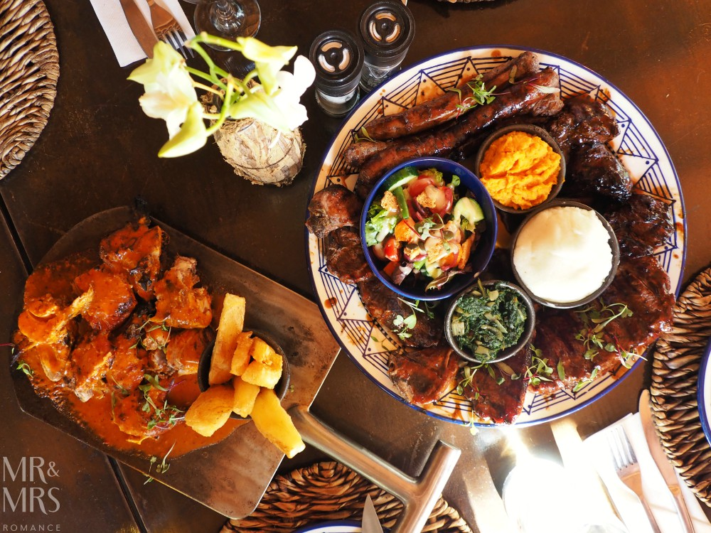 South Africa food - Moyo's