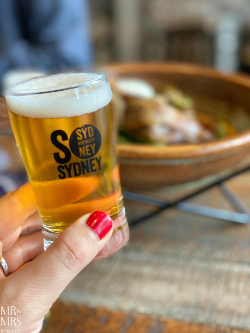 Sydney Brewery - Albion Ale