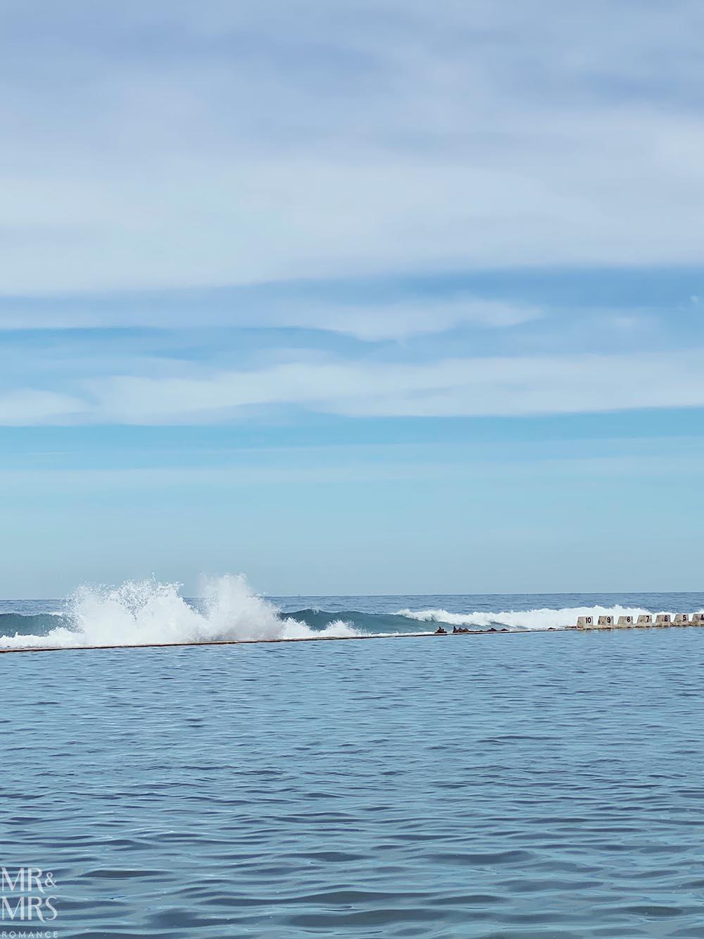 Mereweather Ocean Pool, Newcastle