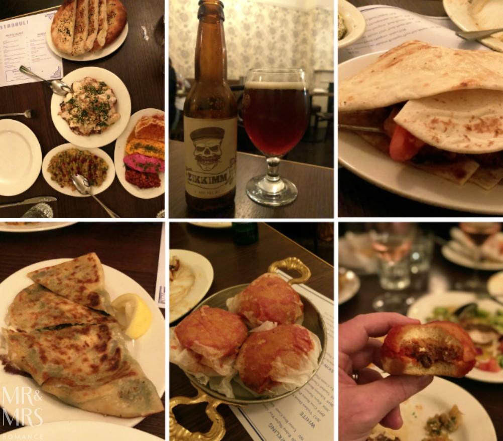 Stanbulli Turkish restaurant, Stanmore