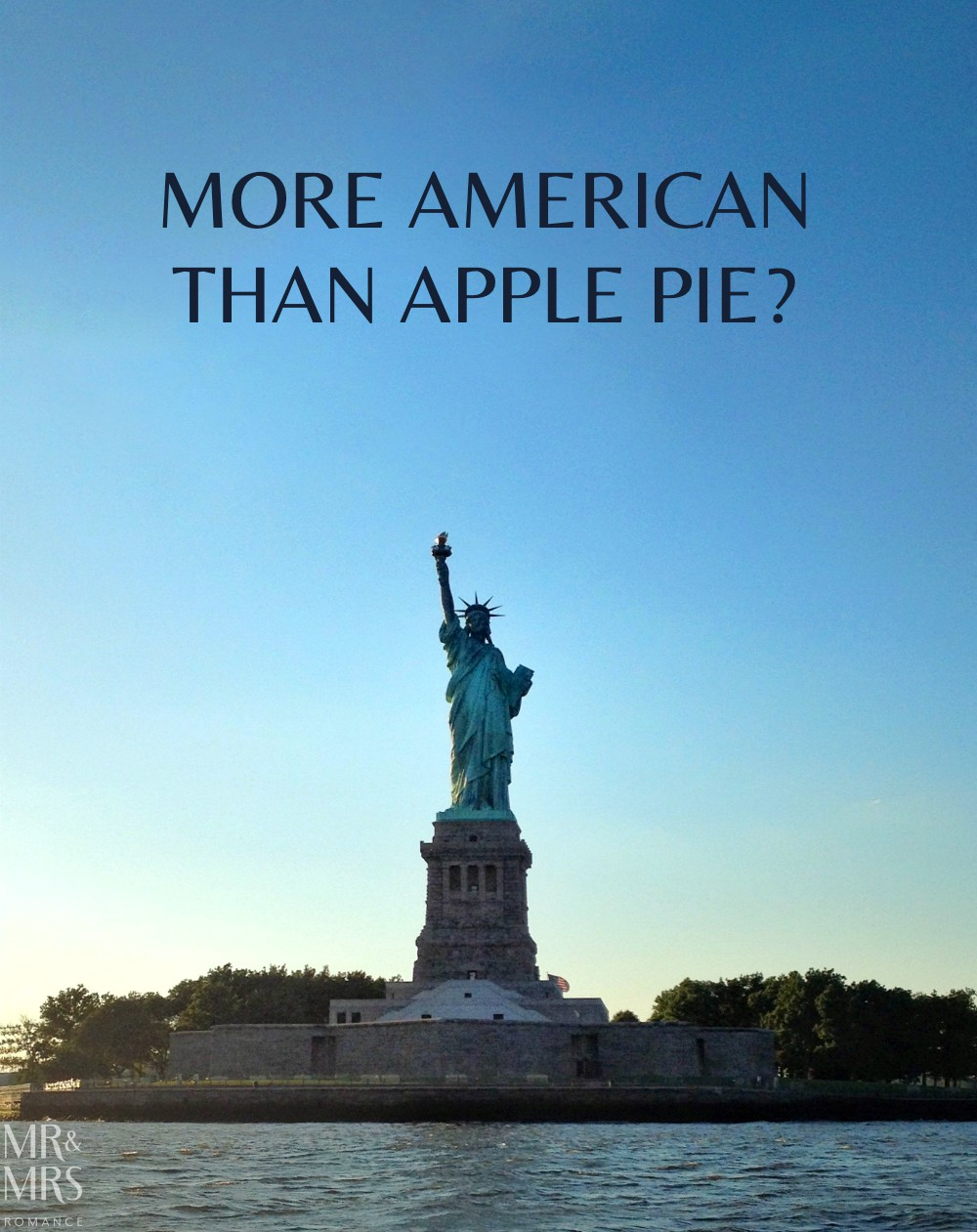 American hotdogs - Statue of Liberty