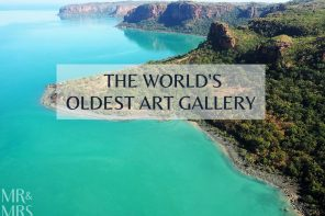 Explore the oldest art gallery on earth – the Kimberley, Australia