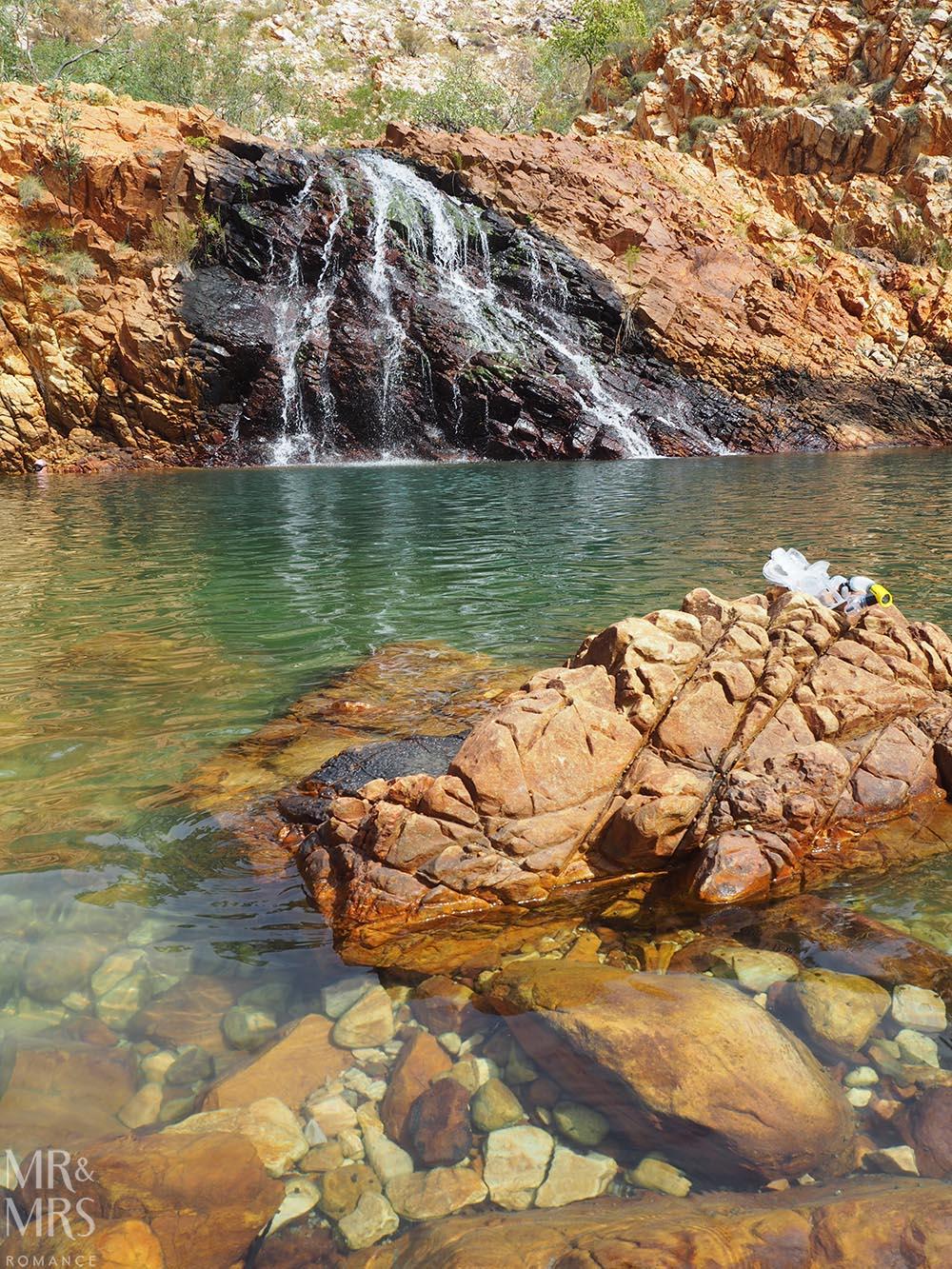 Crocodile Creek, the Kimberley
