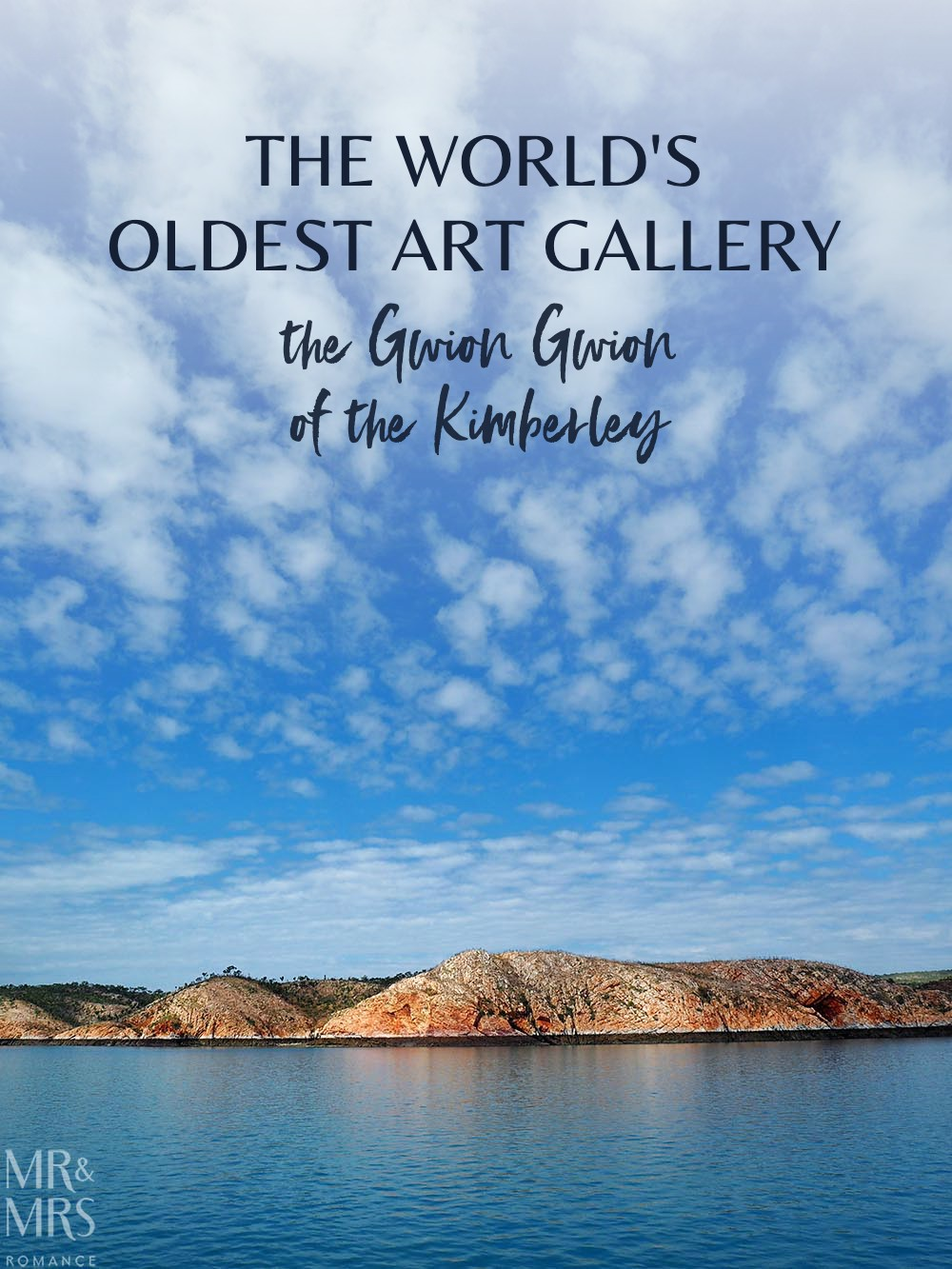 Ancient art galleries in the Kimberley, Western Australia
