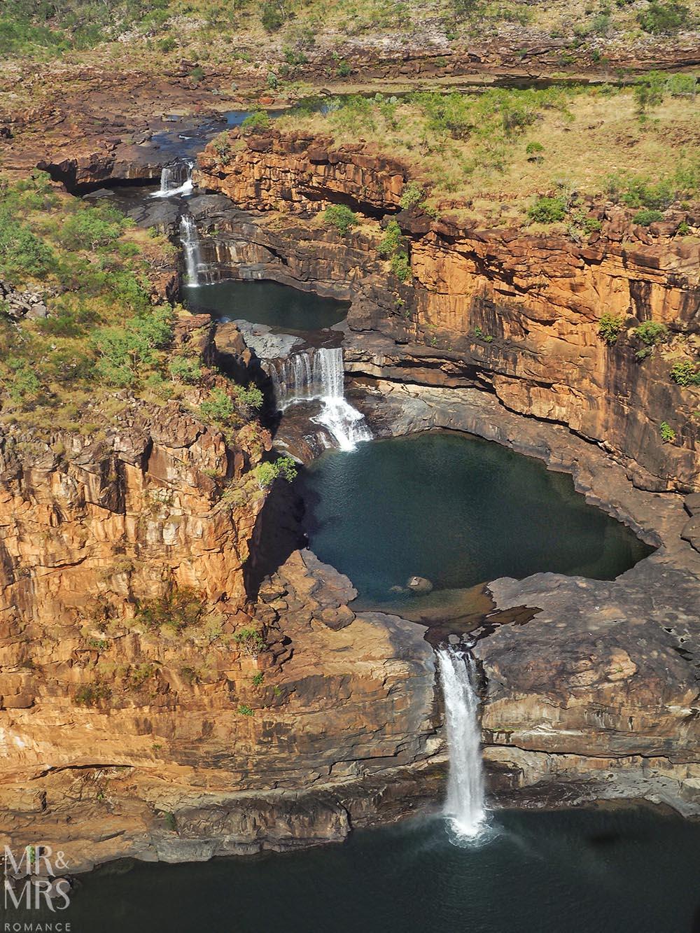 Mitchell Falls, the Kimberley