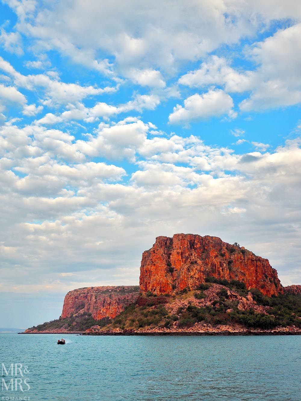 Raft Point Bluff, the Kimberley Western Australia