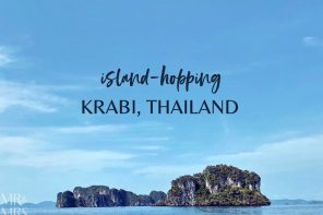 Is this heaven on earth? Island-hopping in Krabi, Thailand