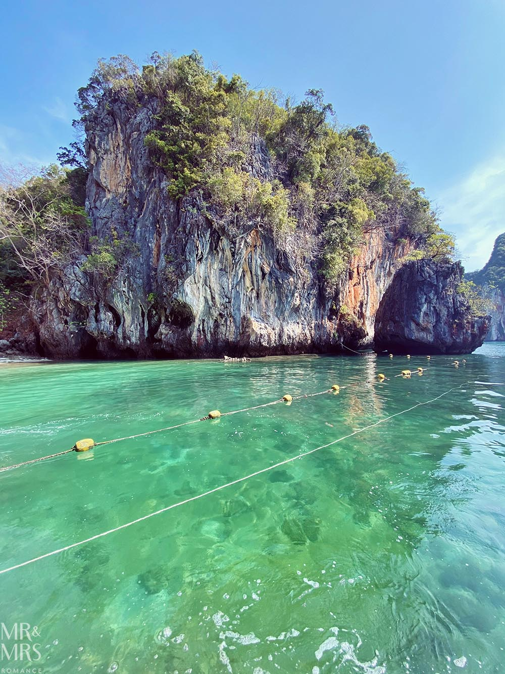 Island-hopping Krabi, Thailand private speedboat Ko Lading Noi