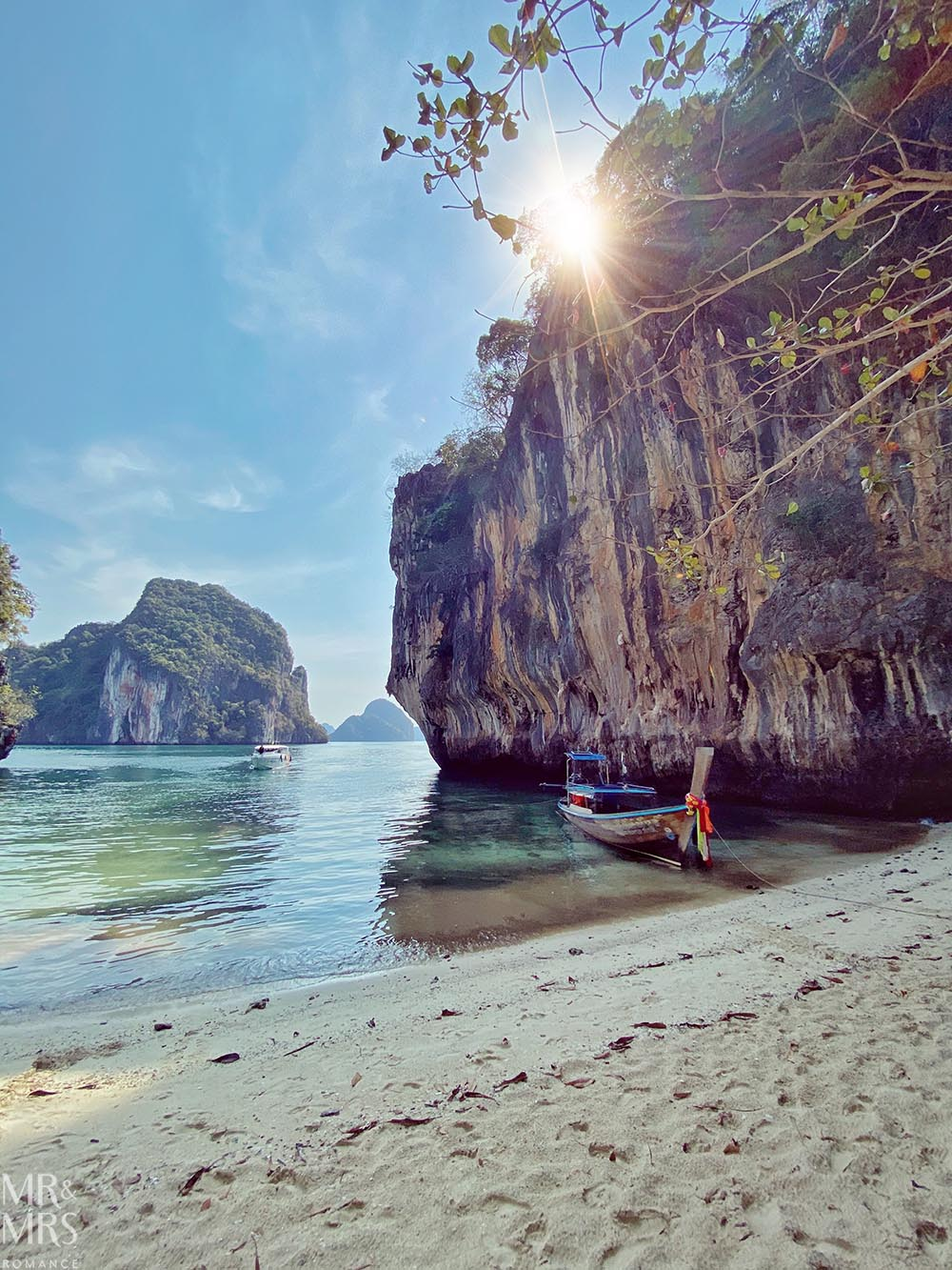 Island-hopping Krabi, Thailand private speedboat Ko Lao Lading