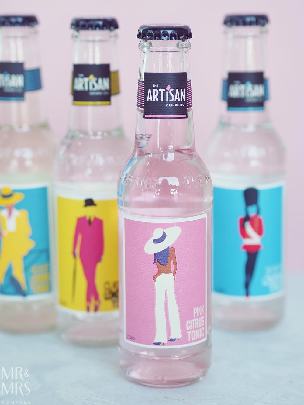 Artisan Drinks Co tonic water