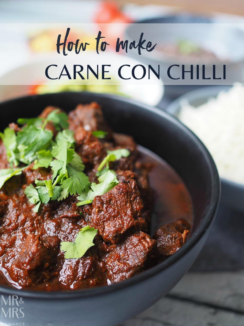 Carne con chilli recipe - Rick Stein Mexican food