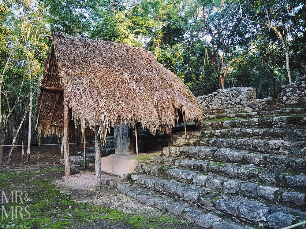 Mayan ruins in Mexico - Coba