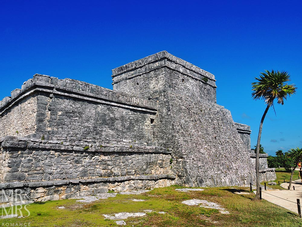 Mayan ruins in Mexico - Zama Tulum