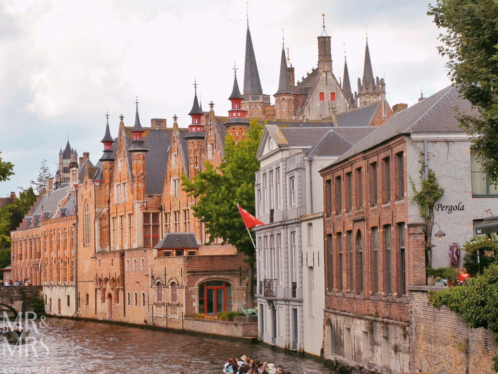 Postcards from Bruges, Belgium - Venice of the North