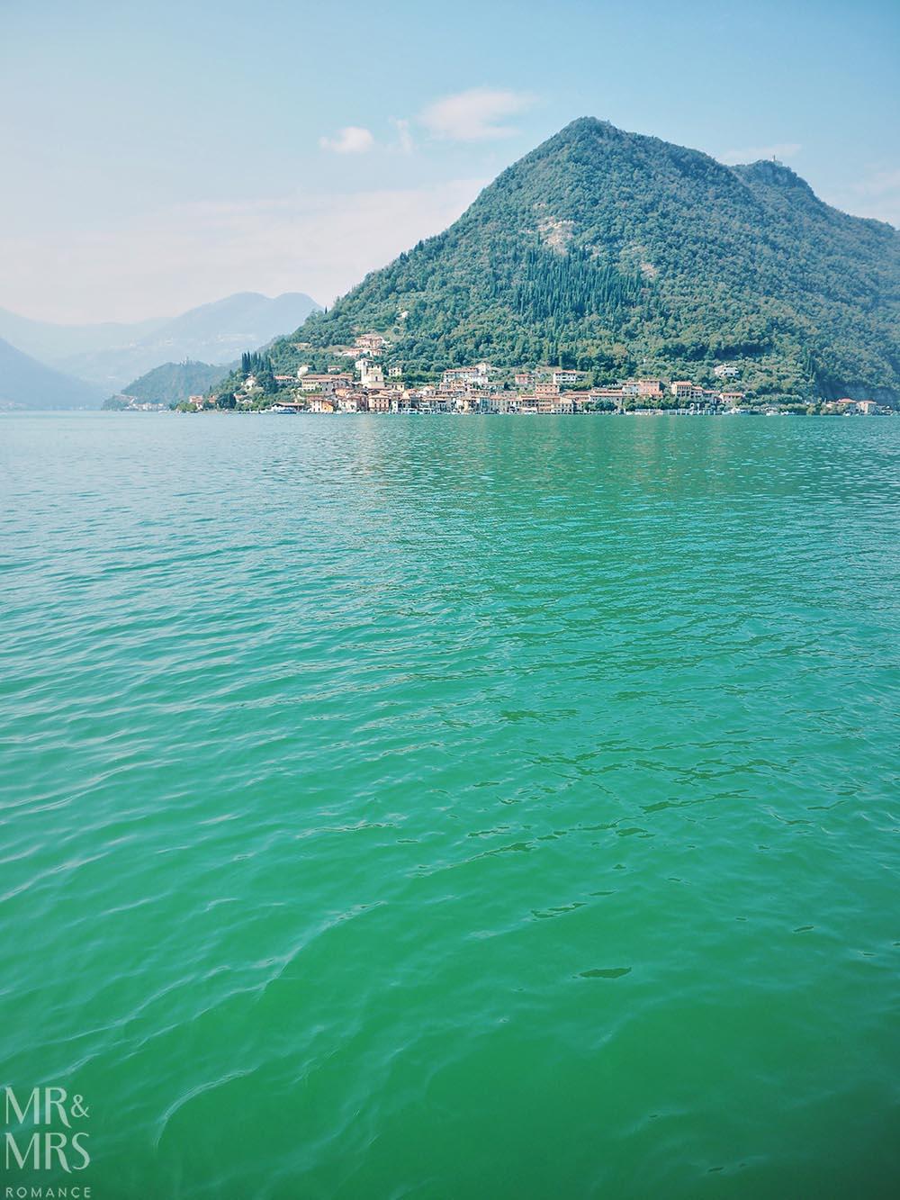 Monte Isola, Lake Iseo, Italy