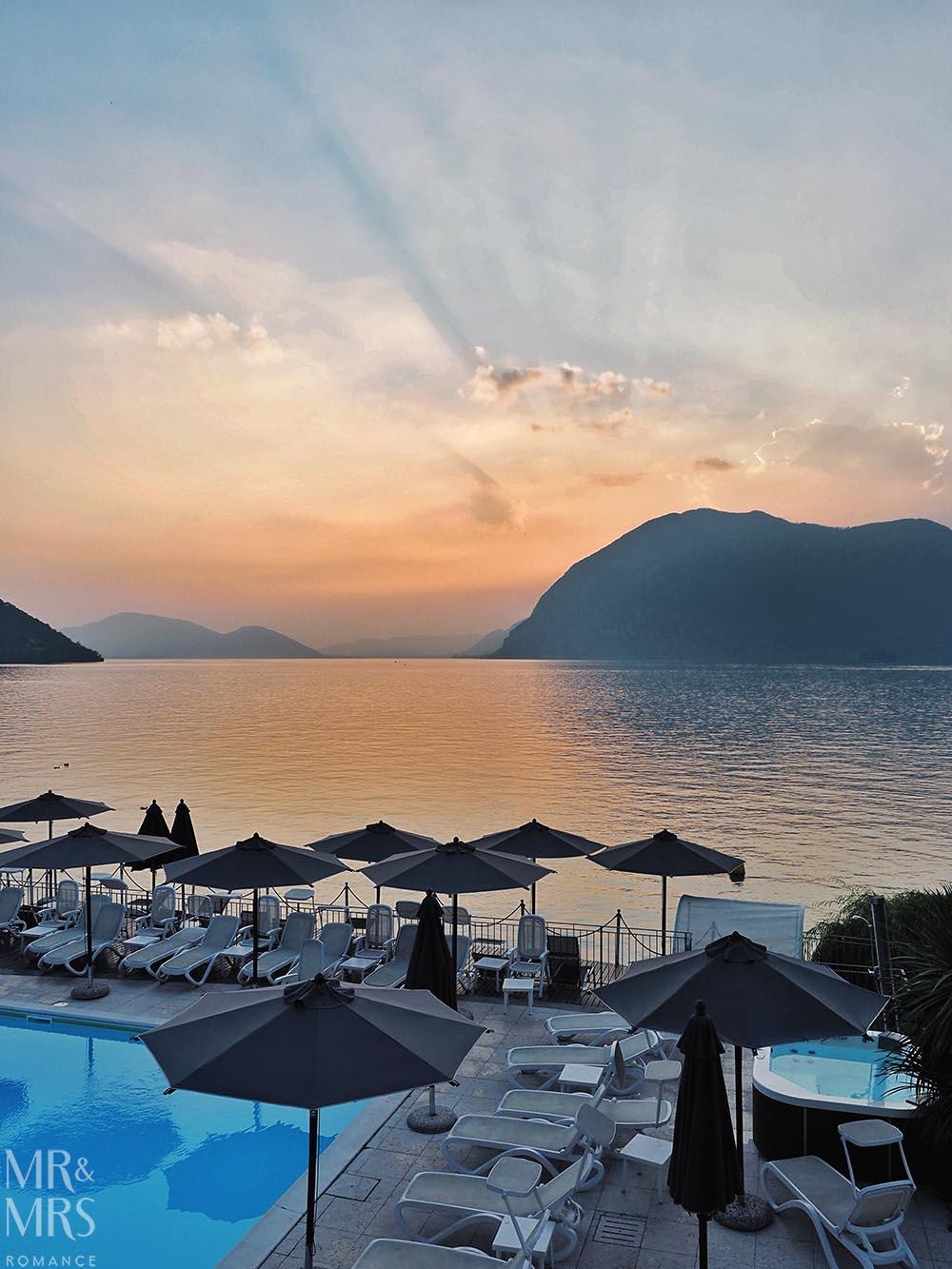 Monte Isola, Lake Iseo, Italy - Hotel Rivalago
