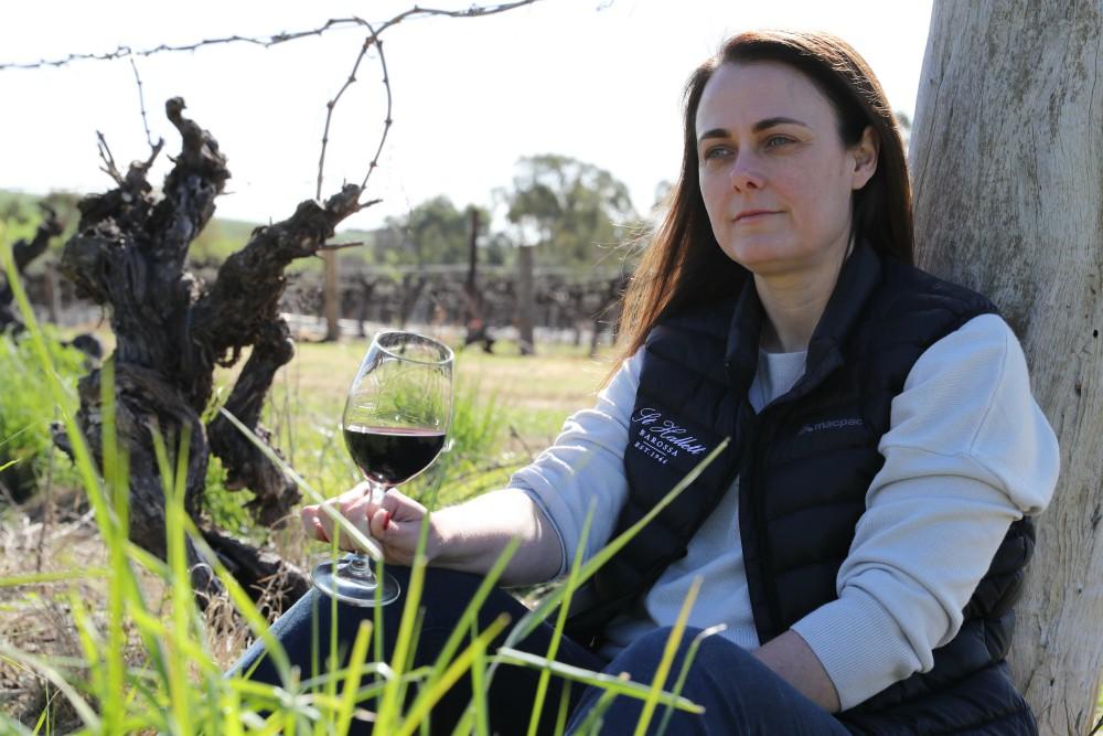 Helen McCarthy St Hallett tasting 2020 release