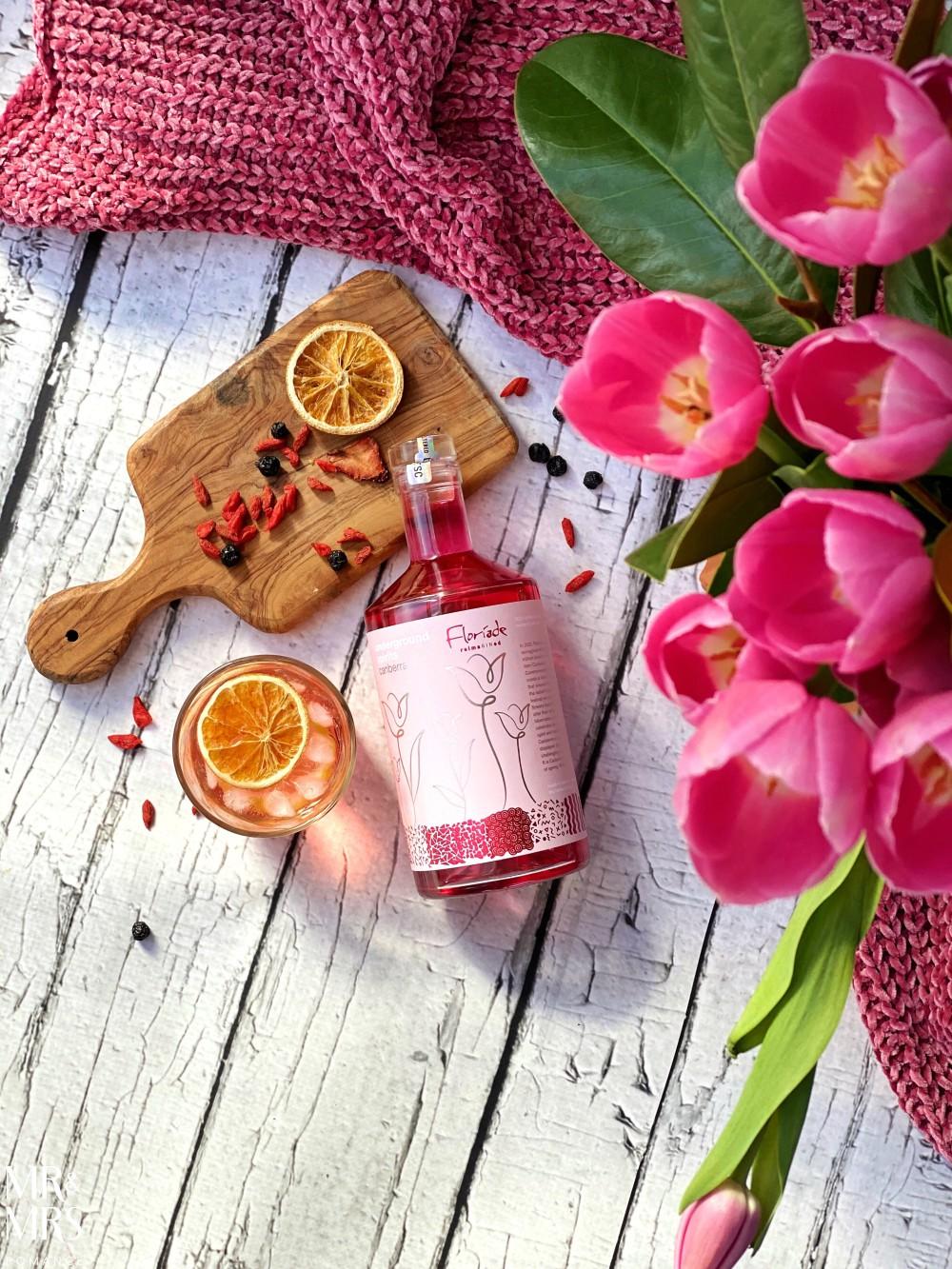 Underground Spirits Floriade Re-imaGINned gin