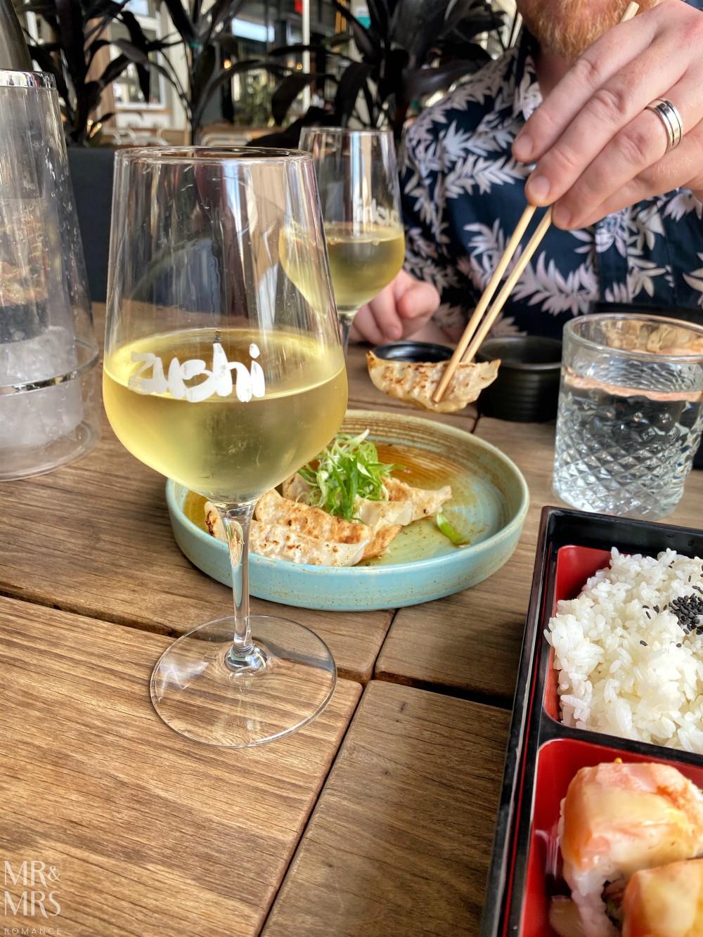 Zushi lunch