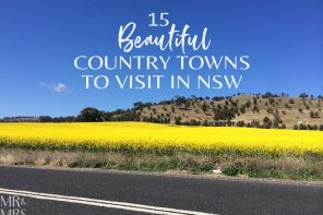 15 beautiful country towns to visit in NSW