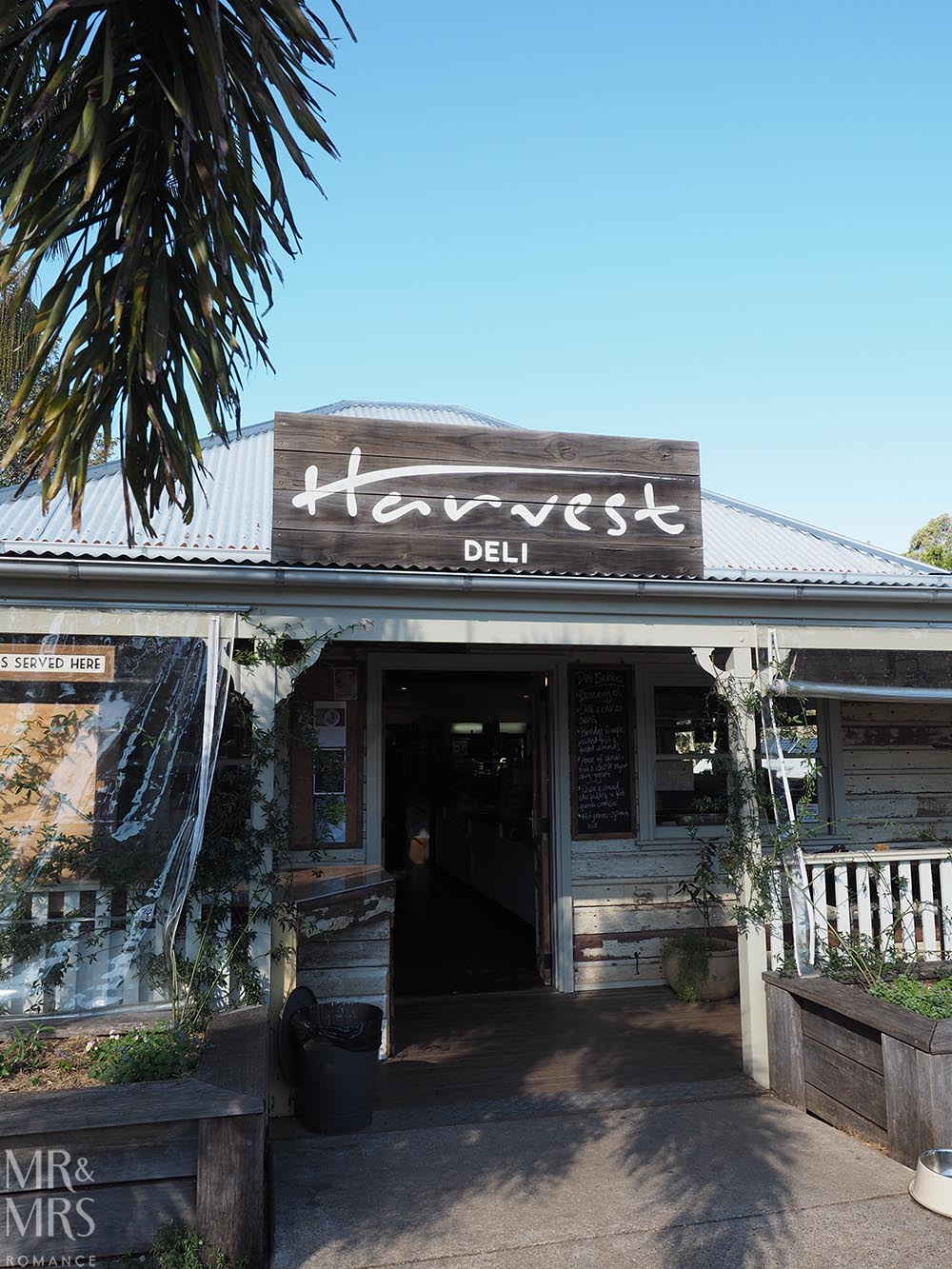 NSW country towns to visit - Harvest Newrybar