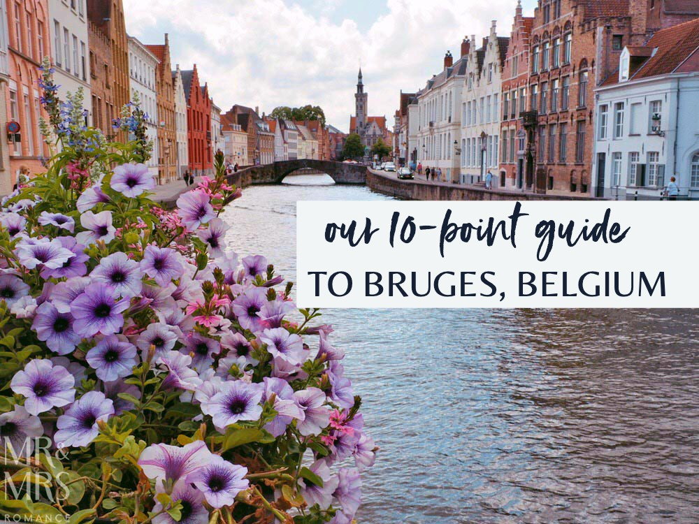 Guide to Bruges, Belgium