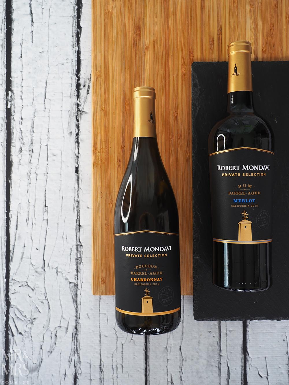 Wine discoveries - Robert Mondavi Private Selection