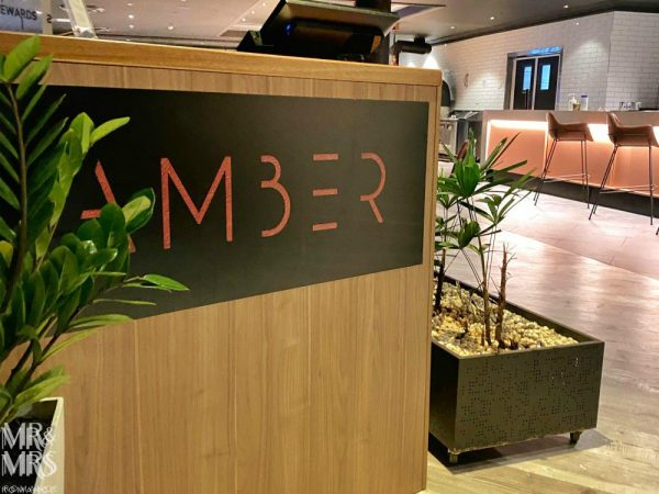 Where to eat in Sydney Amber Restaurant World Square