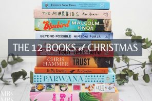 Turn the page on a new year – the 12 books of Christmas