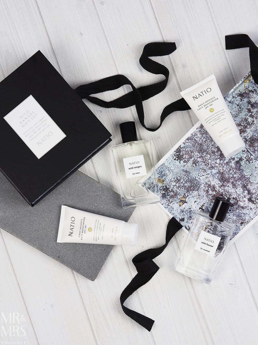 Natio - Cosmetics gift ideas